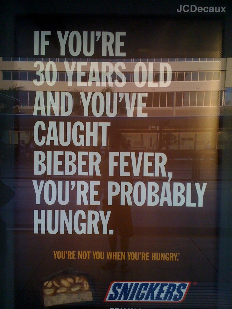 You Re So Pretty: A Break-down Of The Snickers' Campaign 'You're Not You